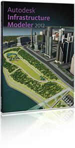 Autodesk Infrastructure Modeller 2012